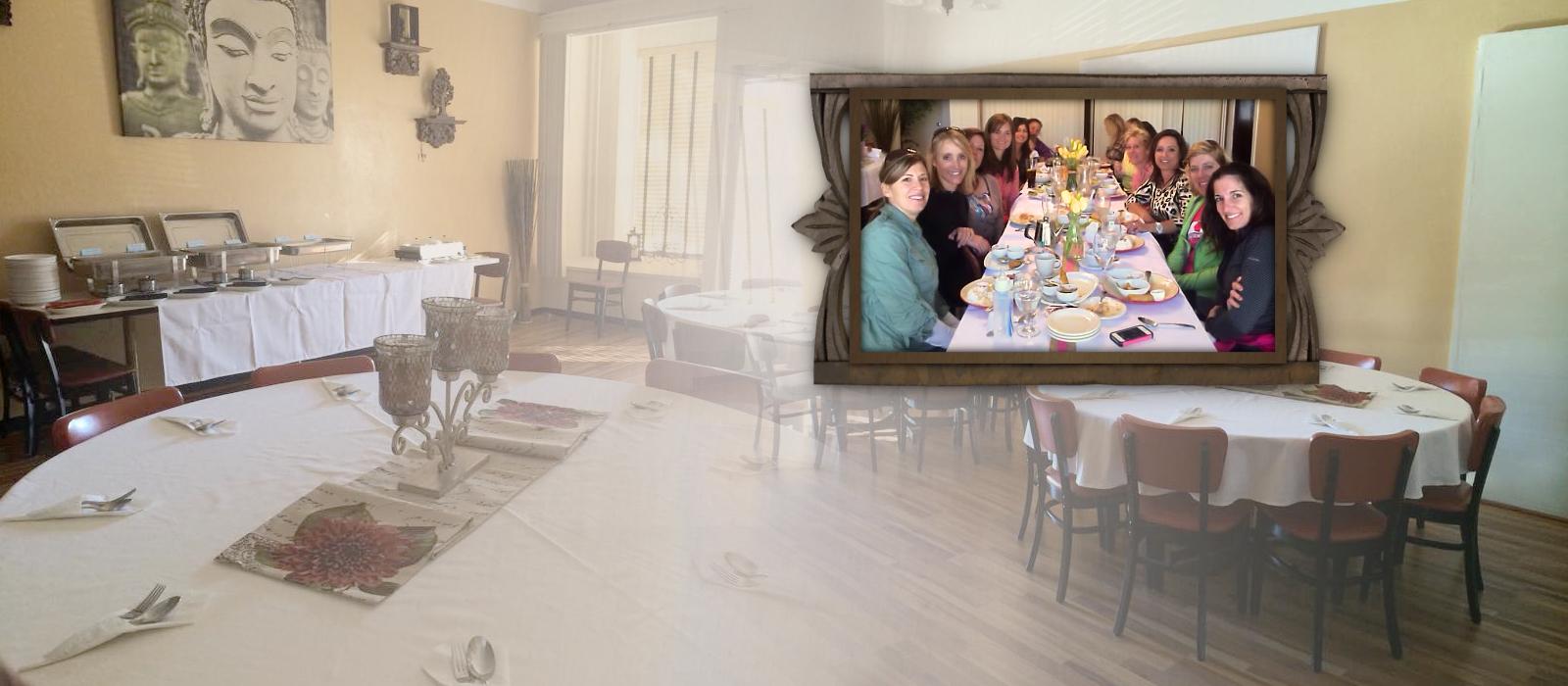 Slide Show - Banquette